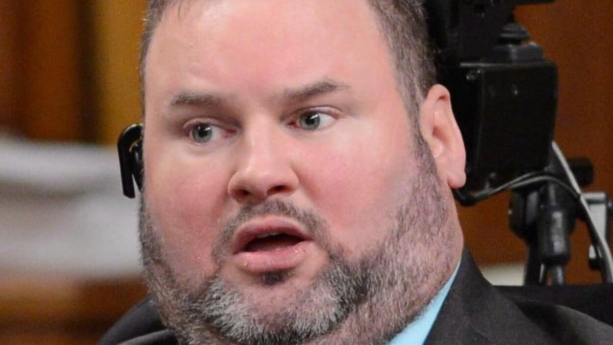 Le député provincial d'Assiniboia, Steven Fletcher.