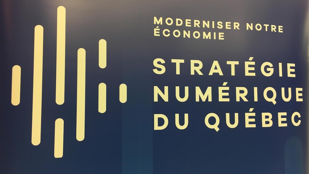 La tournée des Rendez-vous numériques vise à consulter la population sur la future stratégie numérique du Québec.