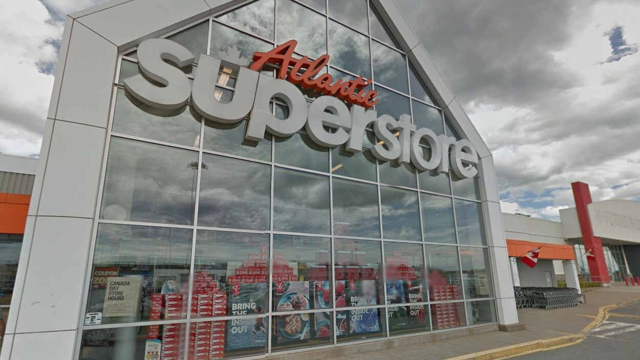 Un magasin Superstore