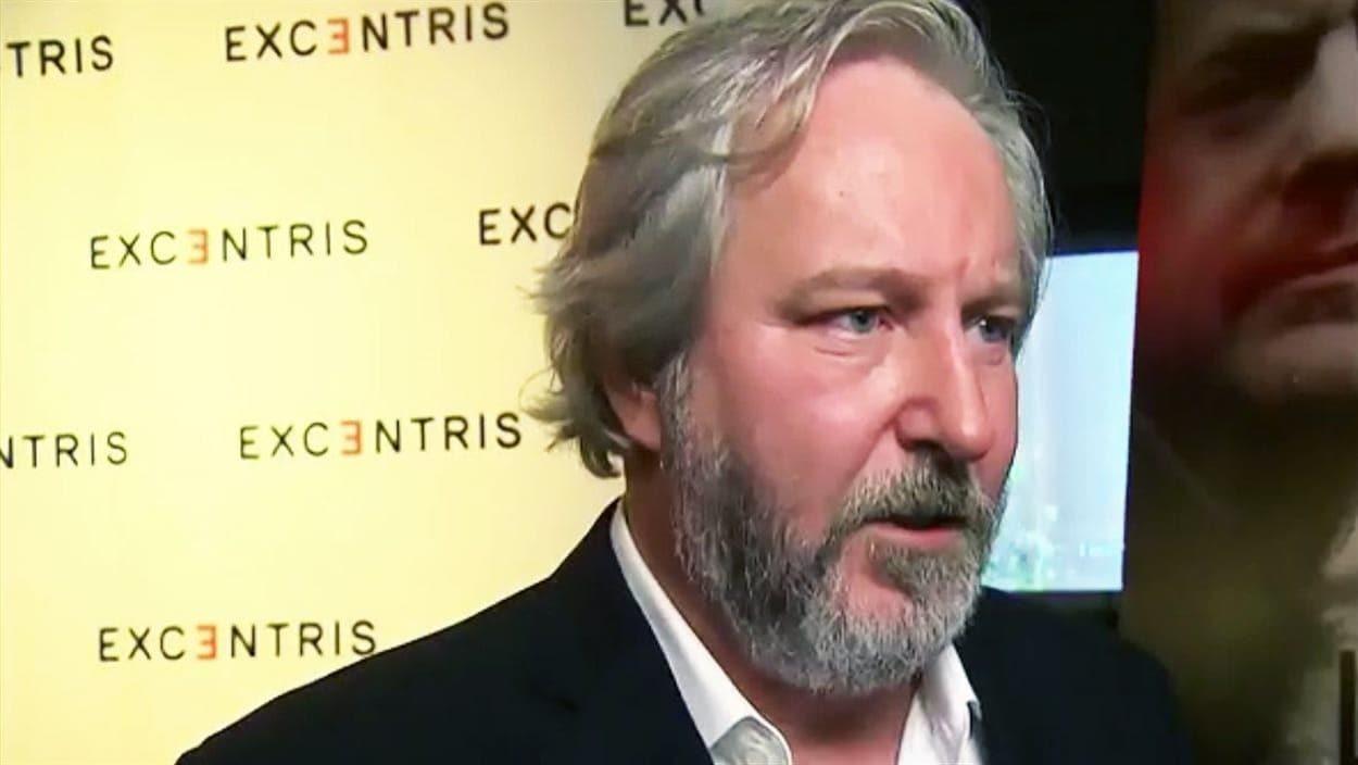 Le réalisateur Sylvain Archambault