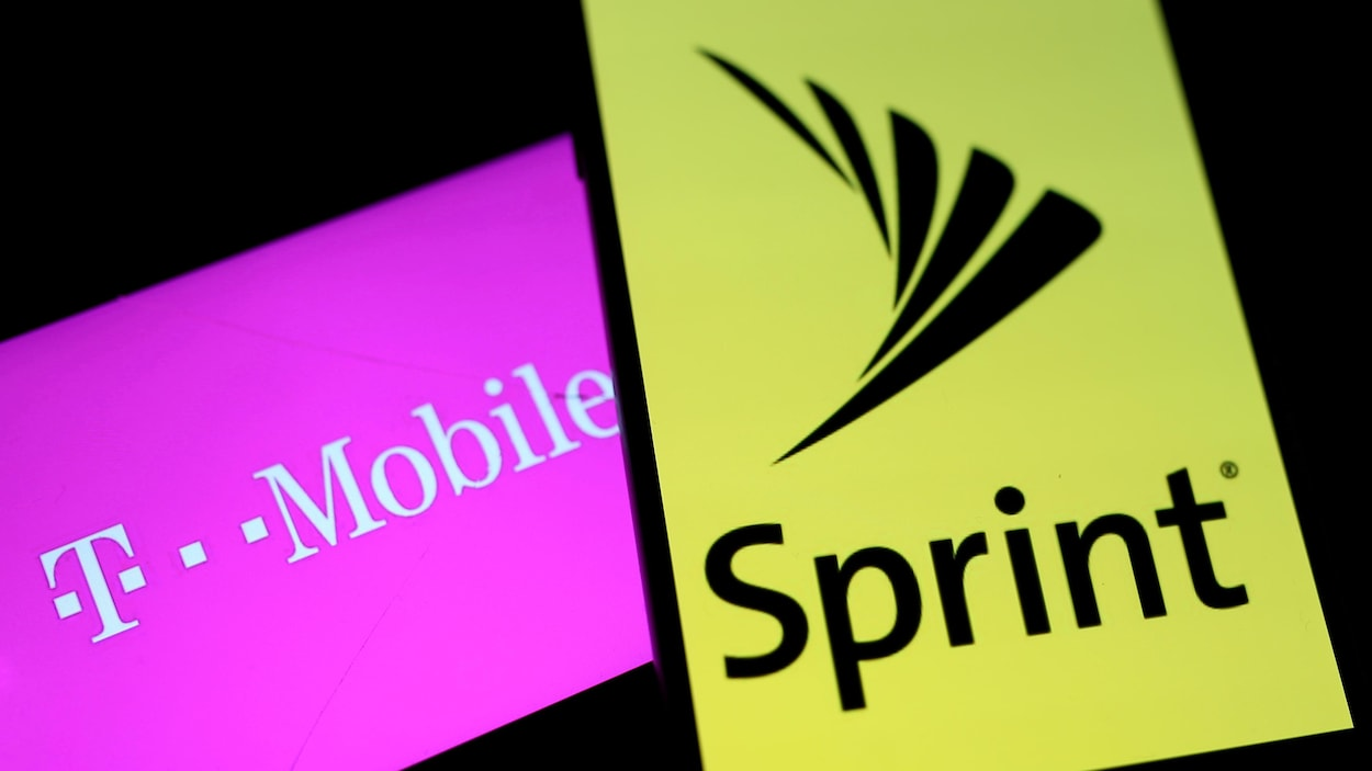 T-Mobile US rachète Sprint 26,5 Md$