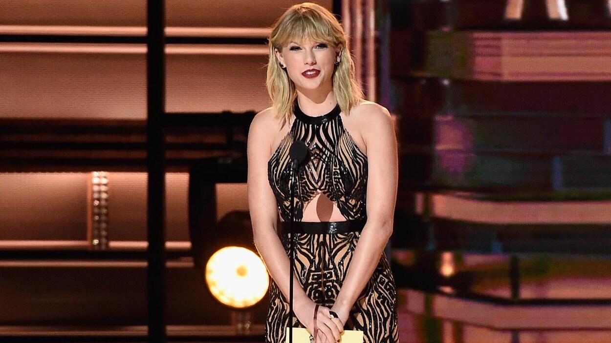 Taylor Swift le 2 novembre 2016 à Nashville
