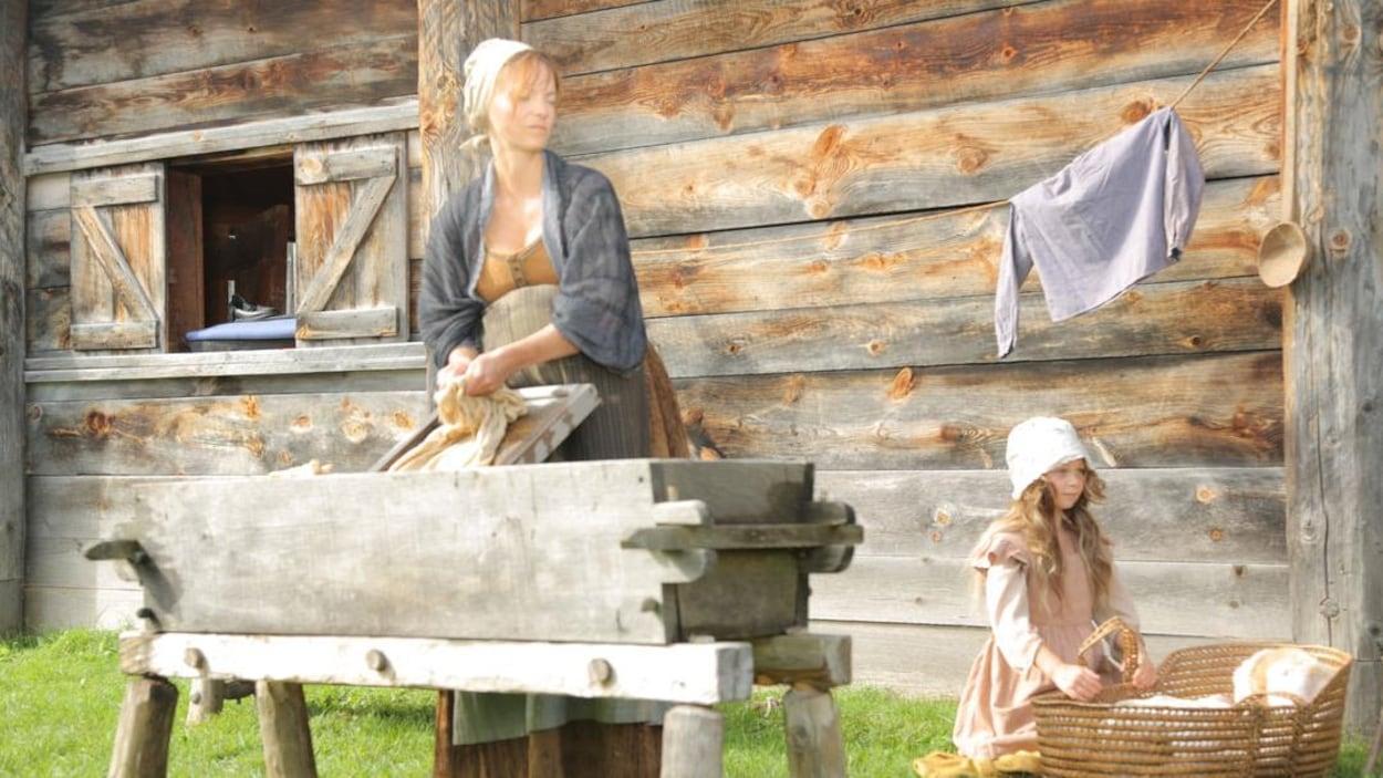 La série télévisée « Canada : The Story of Us » est diffusée dans le cadre des célébrations du 150e anniversaire de la Confédération.