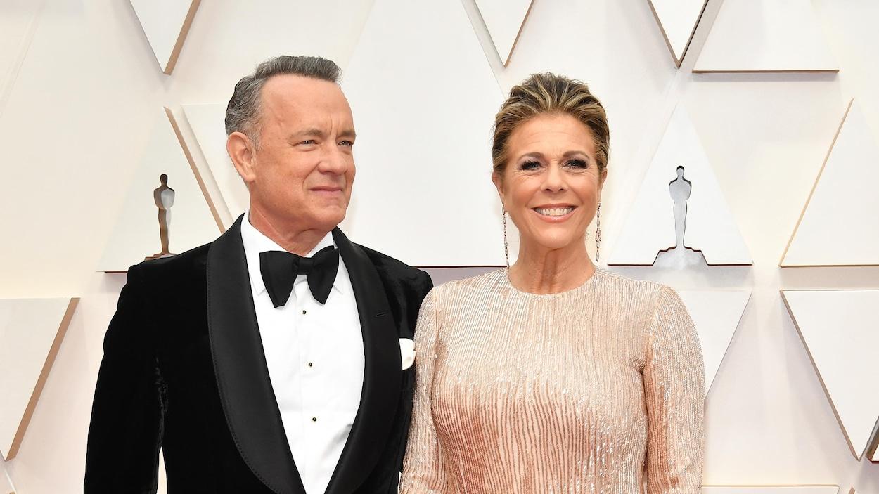 L'acteur Tom Hanks contaminé par le Coronavirus