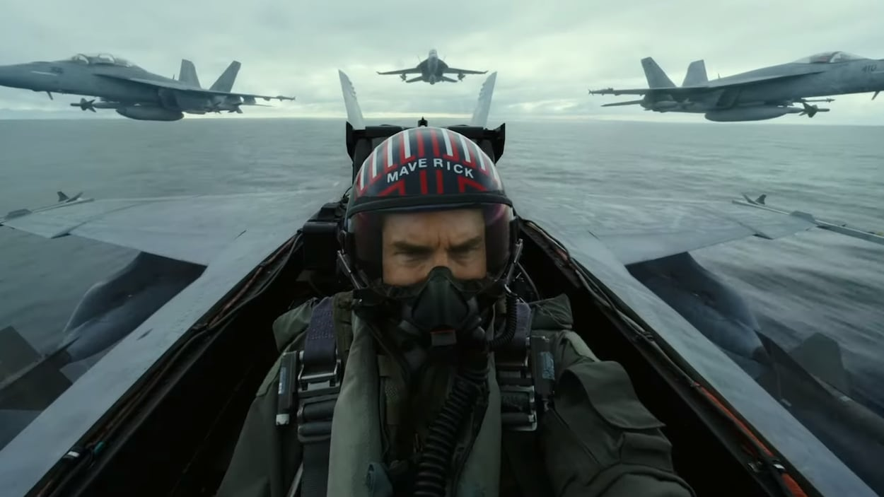 Comic-Con: Tom Cruise cause la surprise en annonçant Top Gun: Maverick