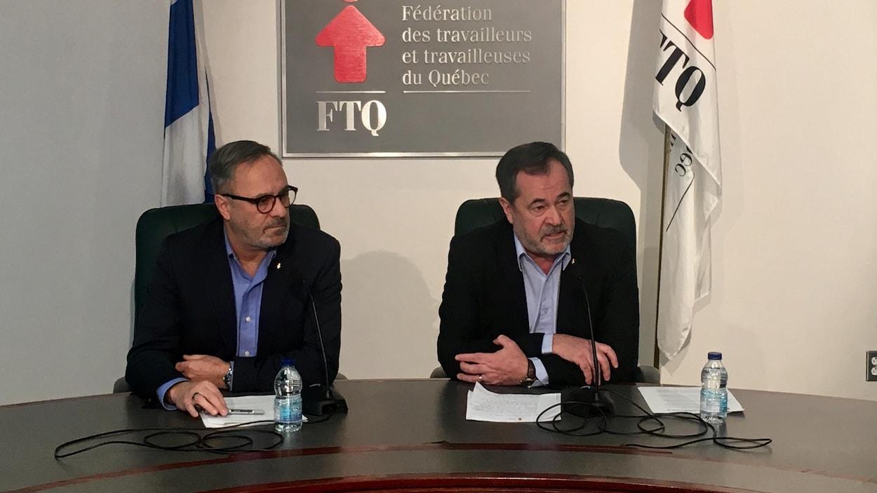La FTQ souhaite que l'écart entre les riches et les pauvres soit au cœur des débats électoraux de 2018.