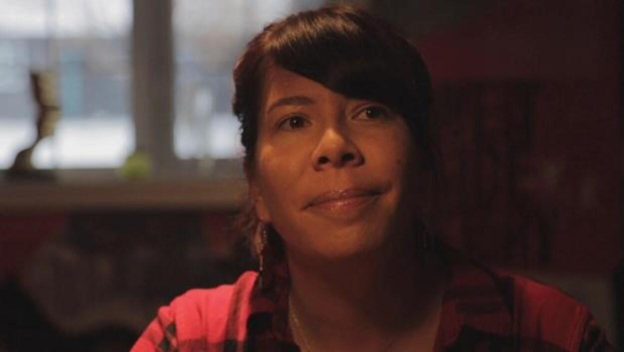 La réalisatrice Tracey Deer.
