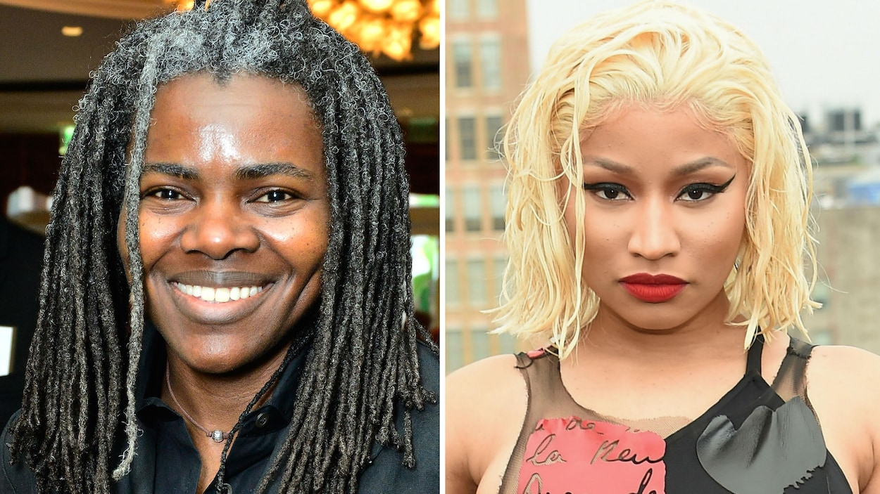Tracy Chapman l'attaque en justice — Nicki Minaj