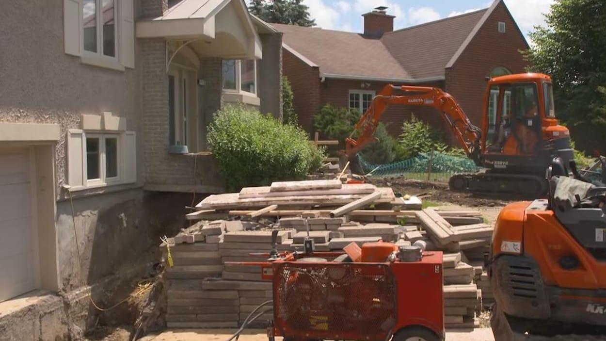 Construire Pres D Un Ruisseau sa maison est fissurée de partout et les experts se
