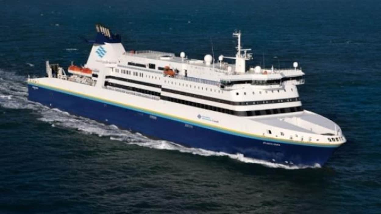 Marine Atlantique dit que les passagers doivent s'attendre à ce que la traversée soit plus longue durant la migration des baleines noires.