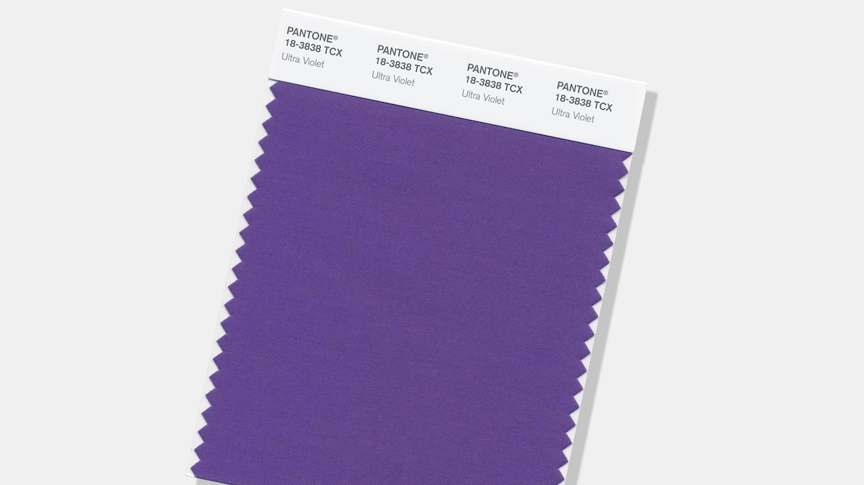 l ultra violet couleur de l ann e 2018 selon pantone. Black Bedroom Furniture Sets. Home Design Ideas