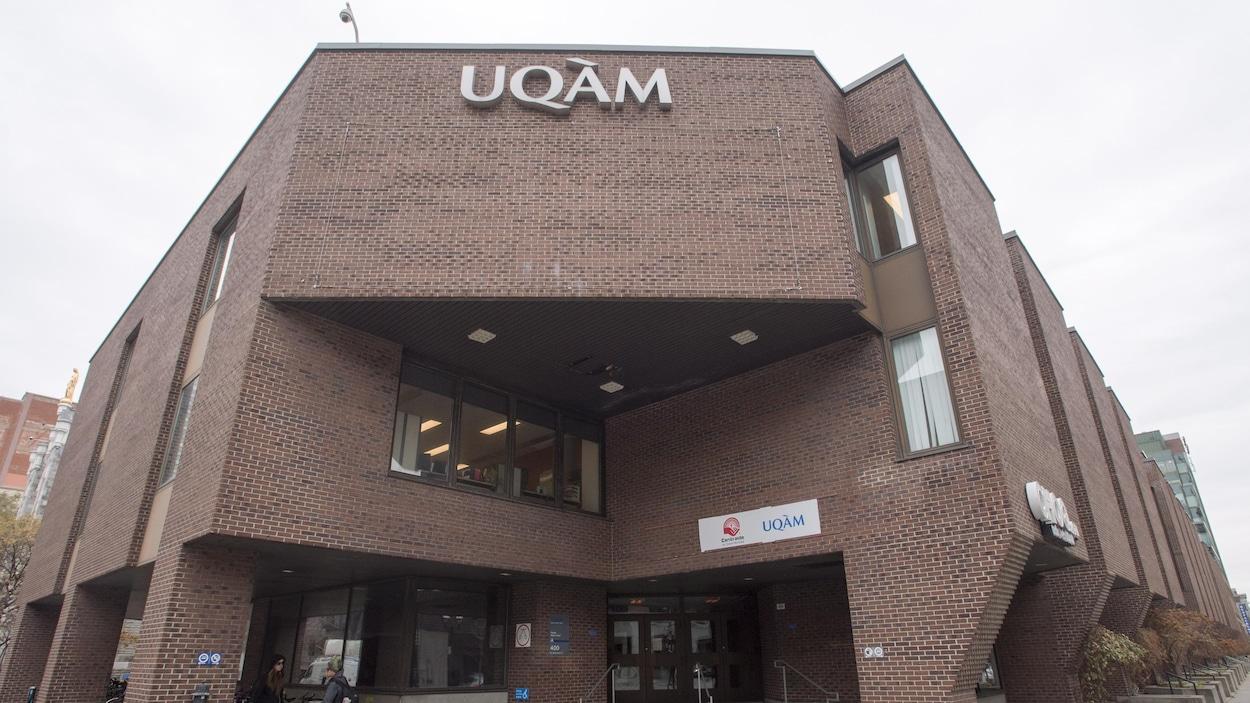 L'Université du Québec à Montréal (UQAM)