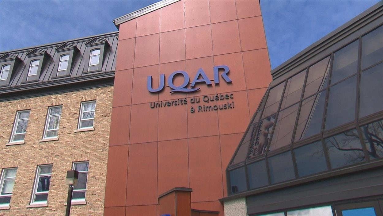 Façade de l'UQAR