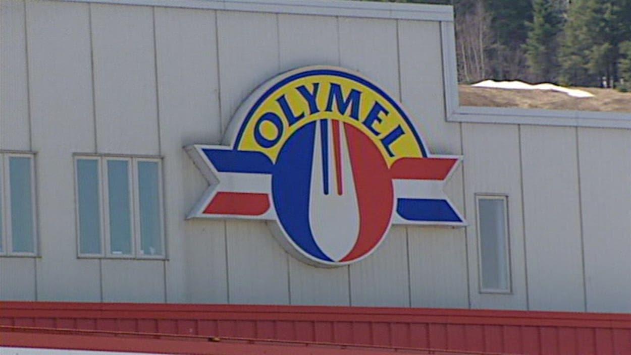 Une usine d'Olymel