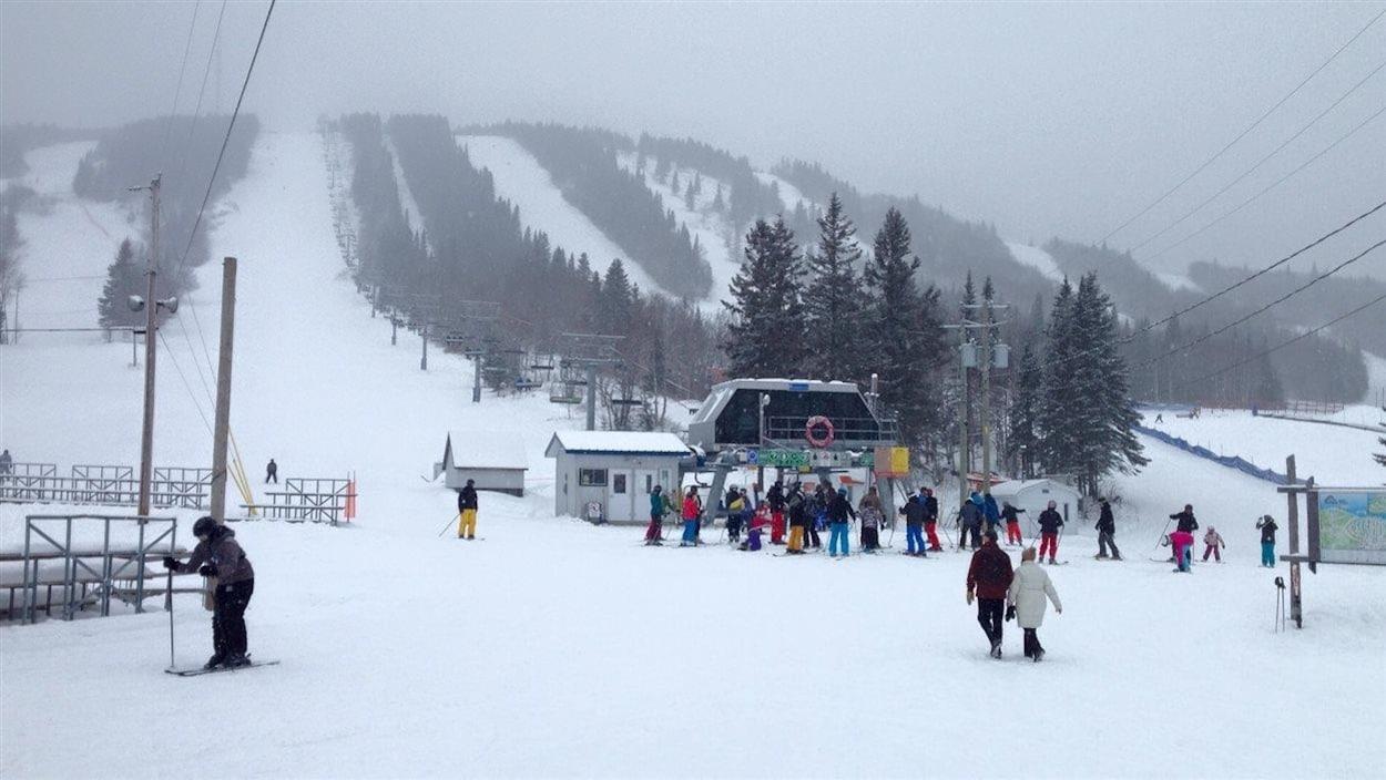 La station de ski Val d'Irène