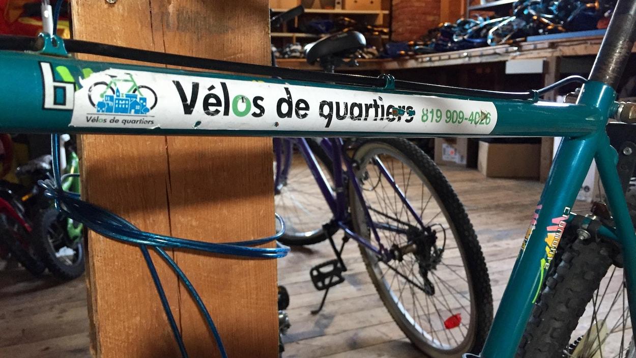 Les Vélos de quartier sont fermés pour une durée indéterminée.