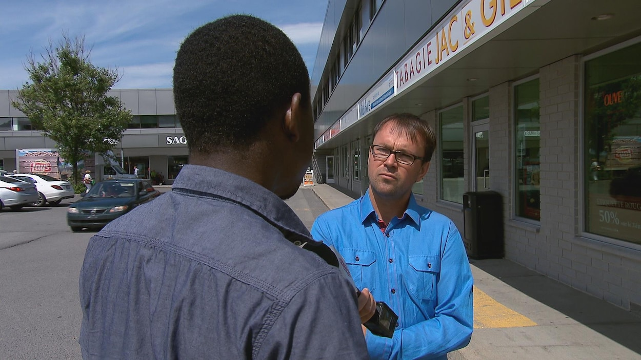 Une des victimes des vols qualifiés de Sainte-Foy a accordé une entrevue à Radio-Canada