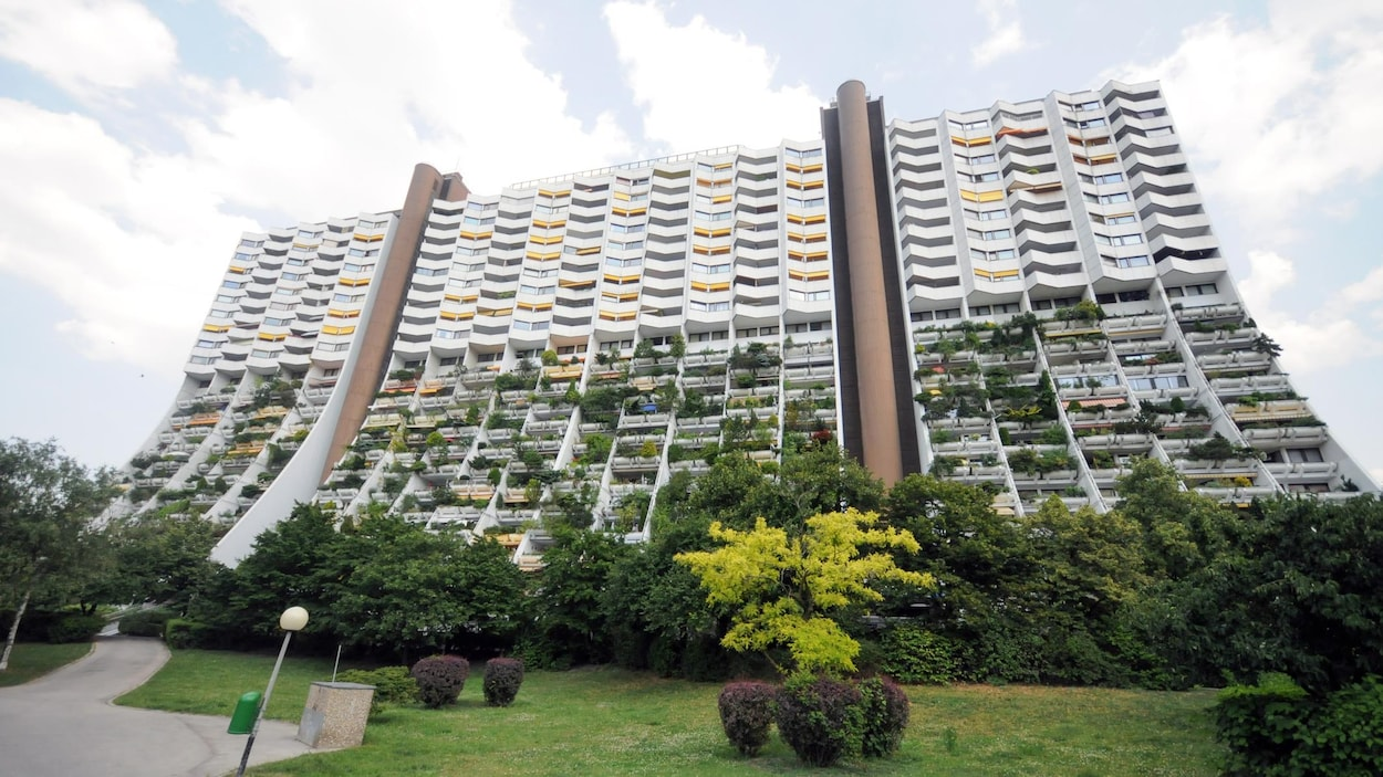 Le complexe résidentiel Alt Erlaa.