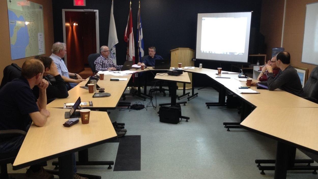 Conseil municipal de Ville-Marie au Témiscamingue