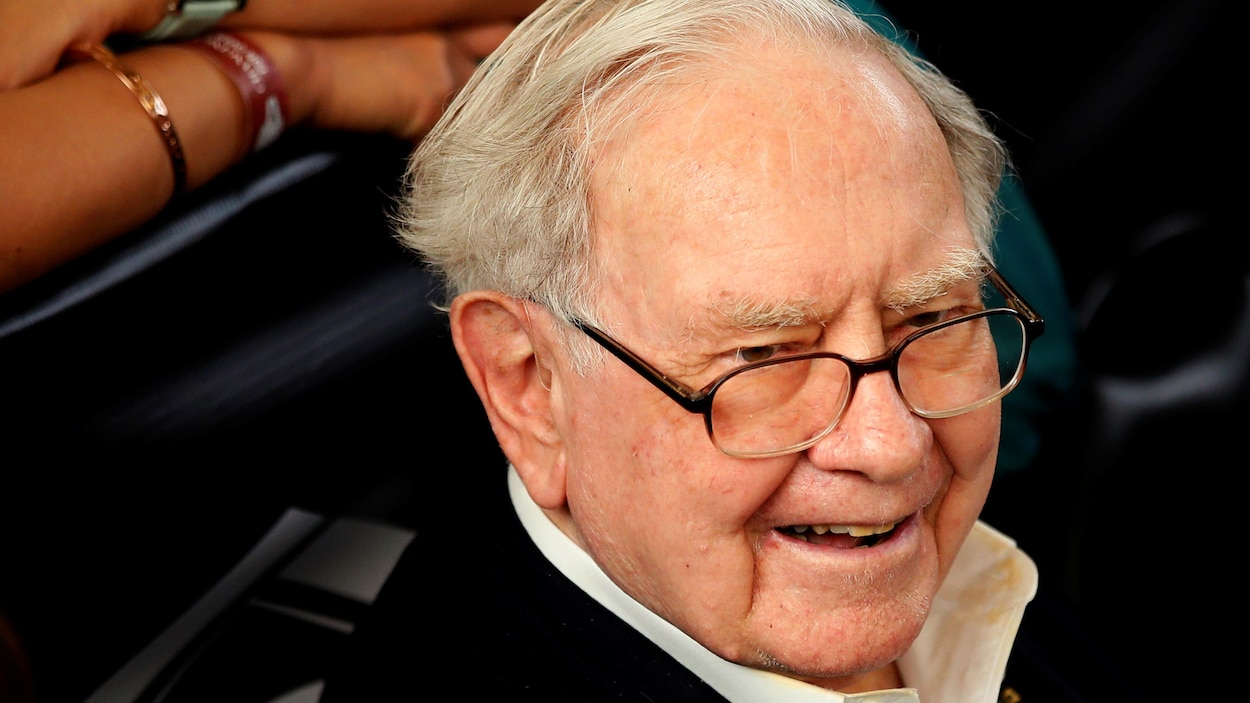 Warren Buffett n'investira