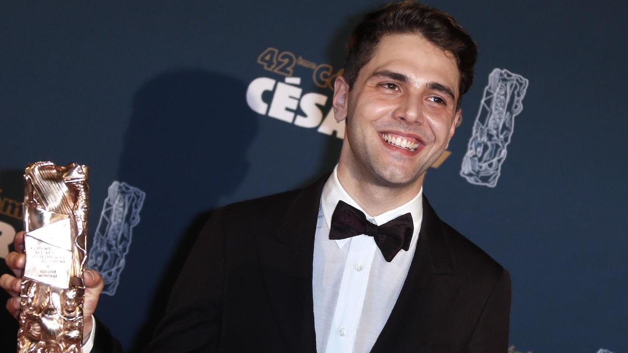 Le réalisateur et acteur québécois doublera la voix de Valérian.