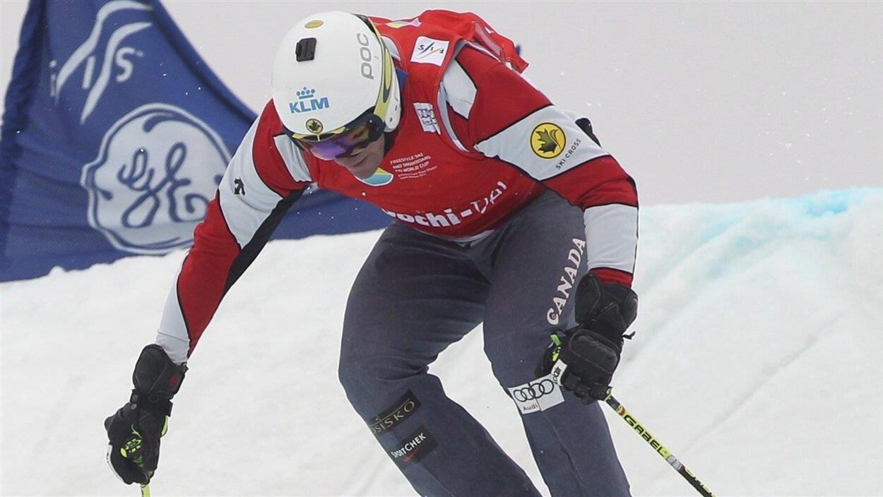 Skicross - Coupe du Monde (H) - Val Thorens : Podium pour Bovolenta et Tchiknavorian