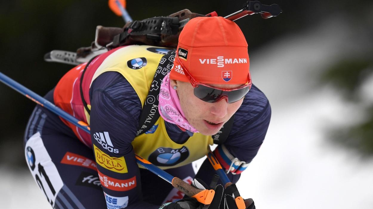 Les Françaises remportent le relais — Oberhof