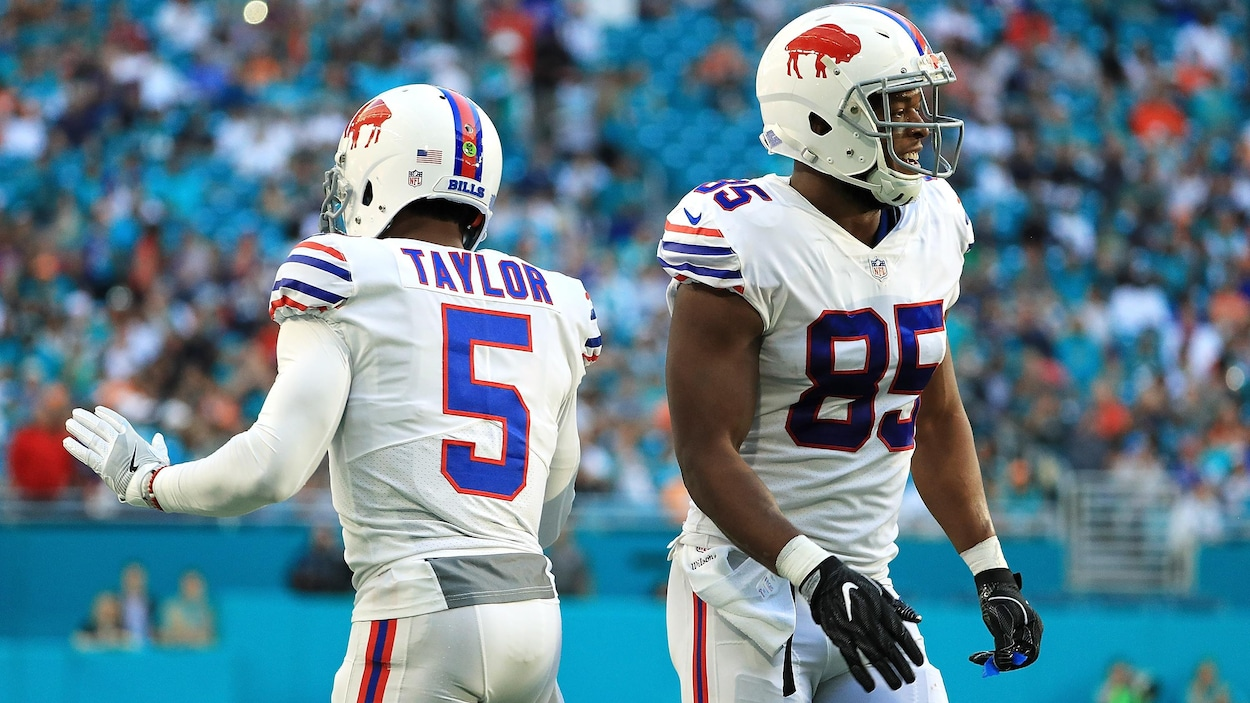 Les Buffalo Bills de retour en plays-offs