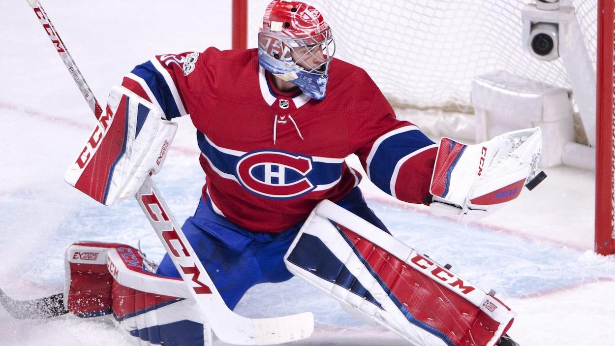 Price se montre rassurant niemi r clam par le canadien ici radio - Image hockey canadien ...