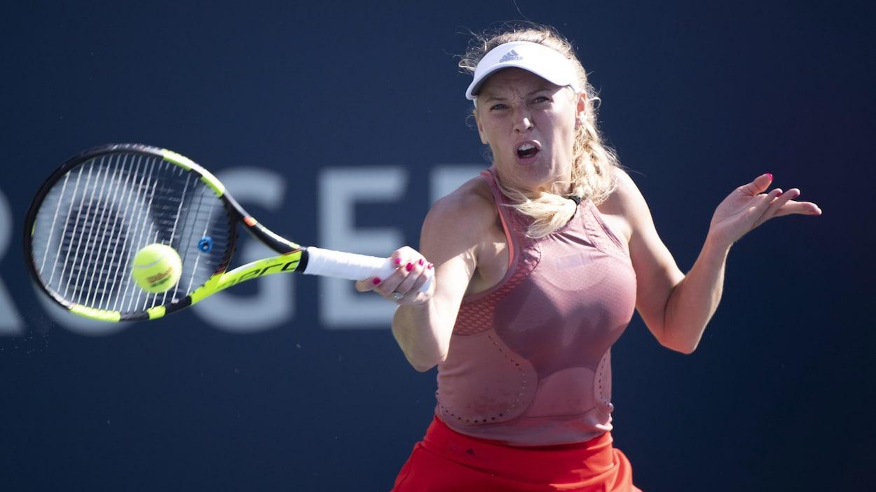 Elise Mertens éliminée en quarts de finale à Montreal