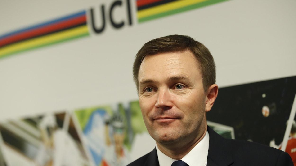 David Lappartient, président de l'UCI
