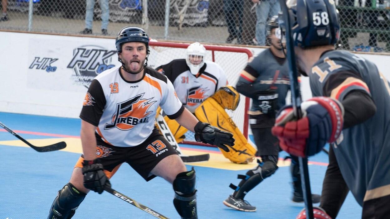 Le plan de relance du regroupement HockeyQC a été accepté par le gouvernement de François Legault.