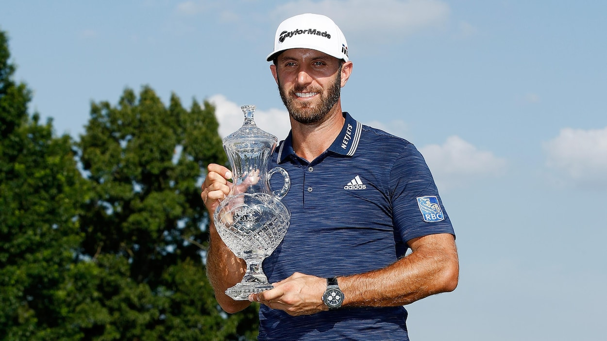 Dustin Johnson prend les commandes à Memphis