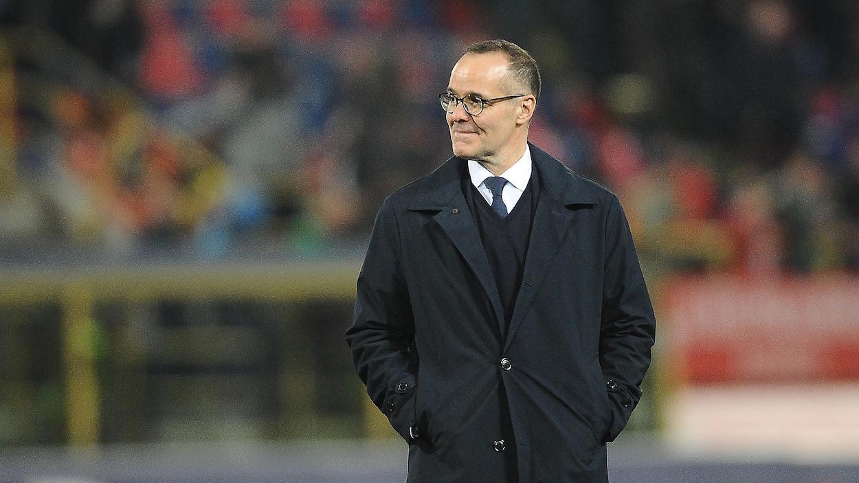 Le propriétaire du FC Bologne, Joey Saputo