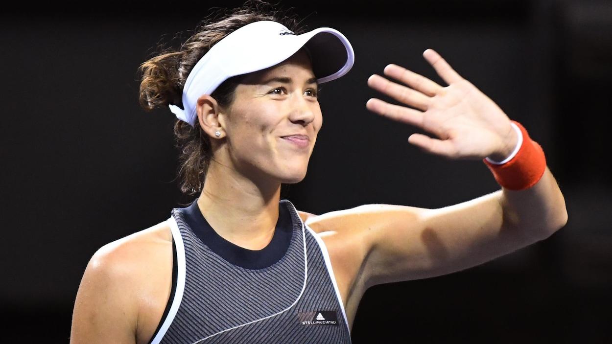 Tennis. Masters WTA : Caroline Garcia s'incline face à Simona Halep