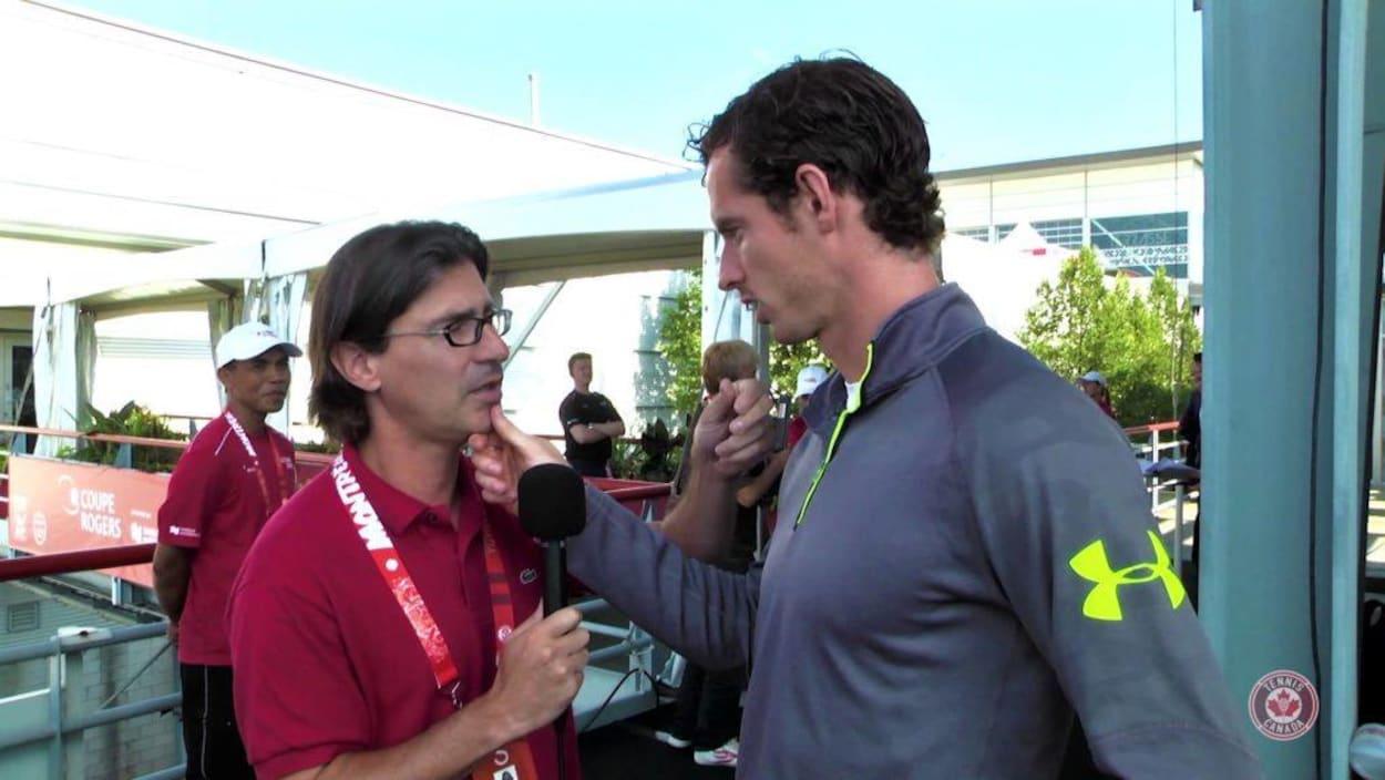 ATP Cincinnati: Andy Murray de retour en simple à Cincinnati