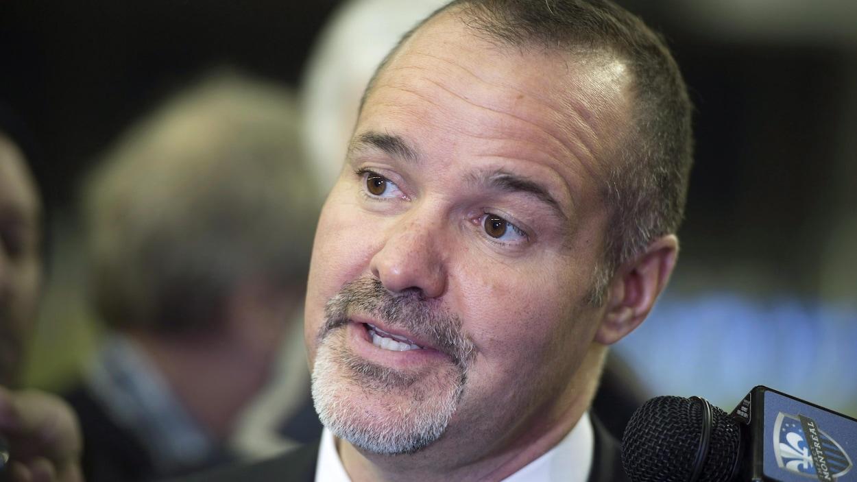 MLS: Garde rebondit à l'Impact de Montréal