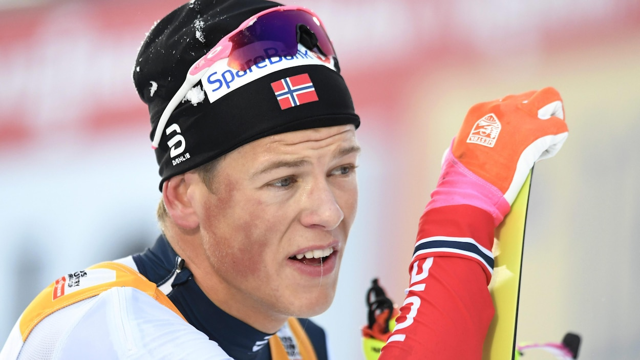 Alex Harvey termine quatrième à Dobbiaco