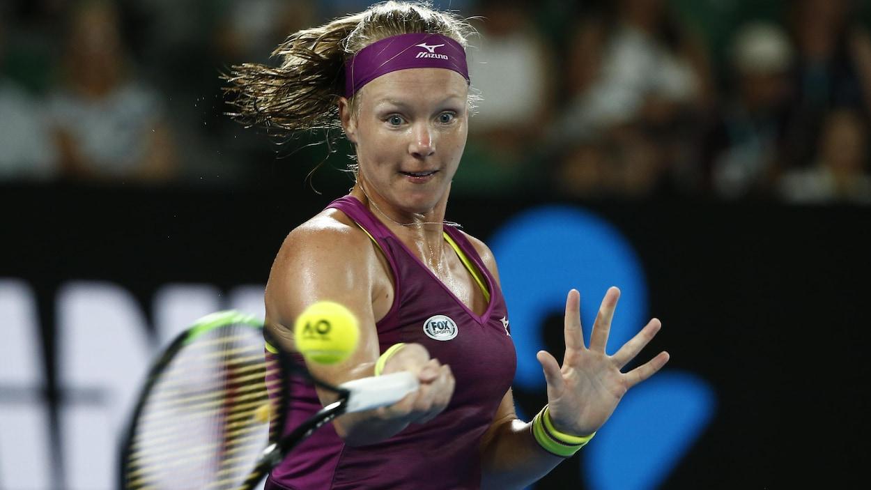 Julia Görges rejoint Kiki Bertens en finale à Charleston