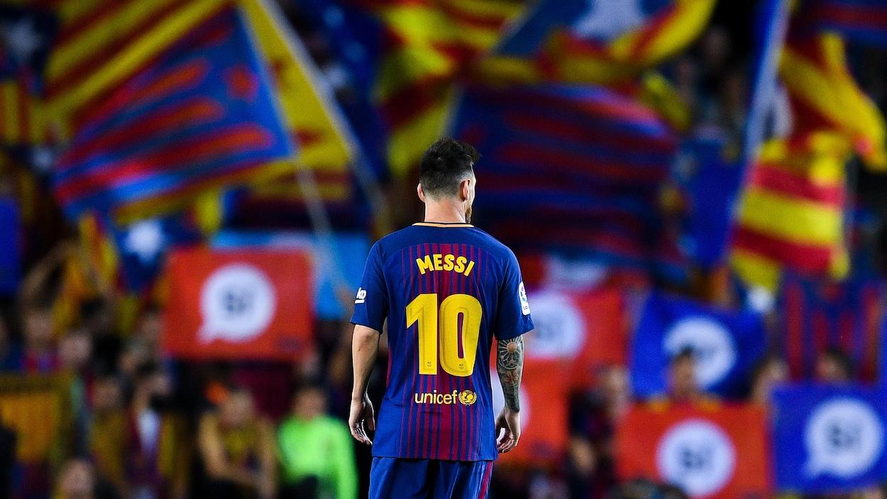 Liga : la clause très spéciale de Messi