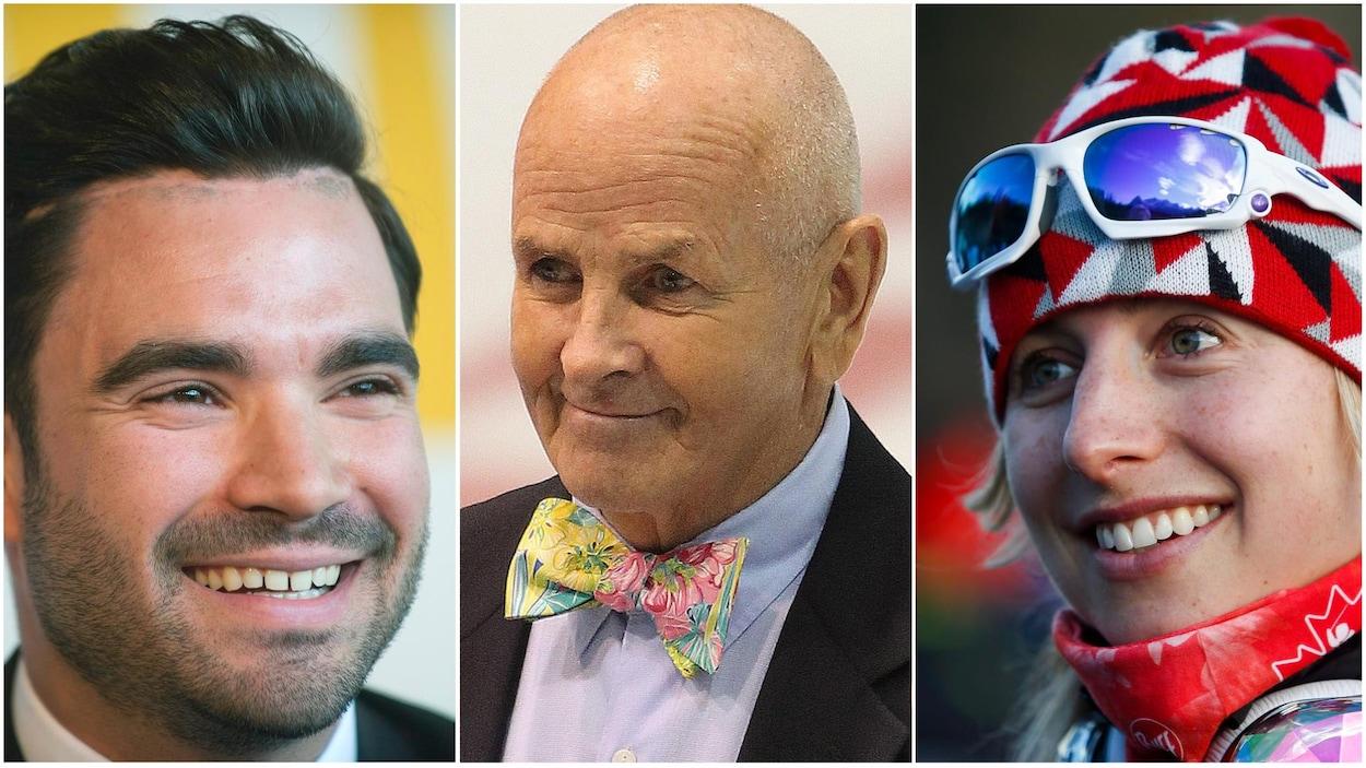 Huit nouveaux membres feront leur entrée au Panthéon des sports canadiens, dont le plongeur Alexandre Despatie, le hockeyeur Dave Keon et la fondeuse Chandra Crawford.