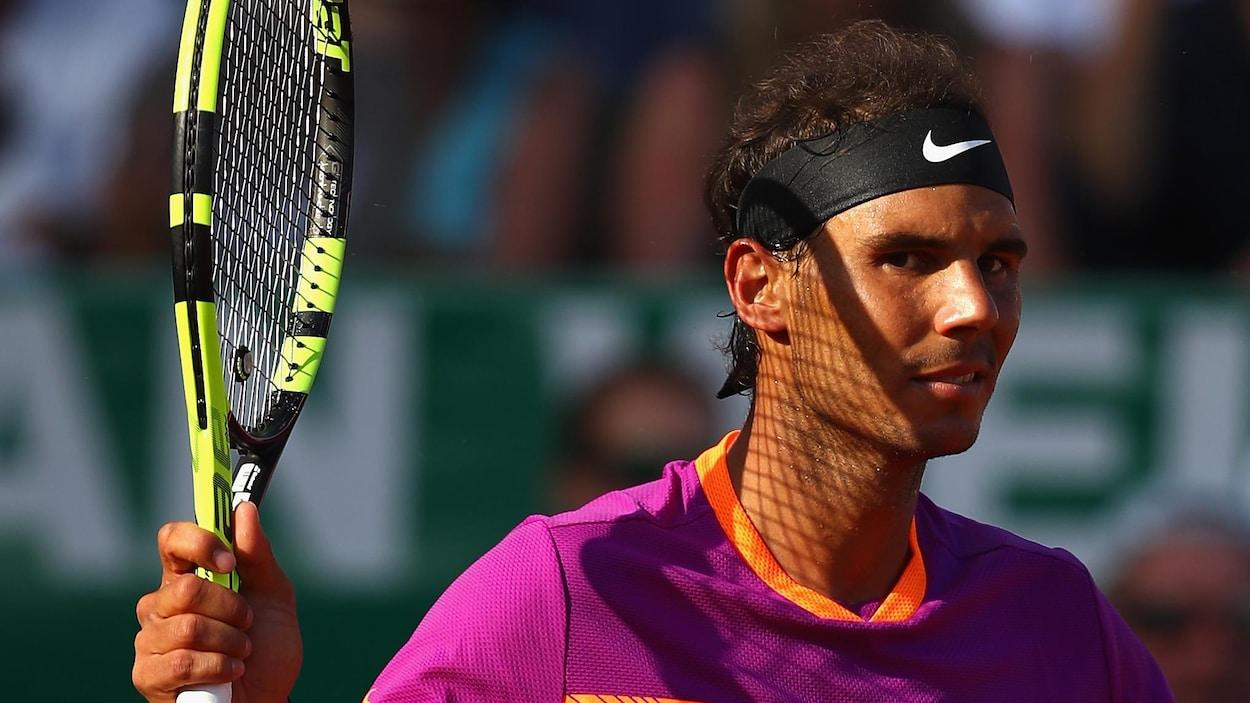 Masters 1000 de Monte-Carlo: Rafael Nadal passe en huitièmes de finale