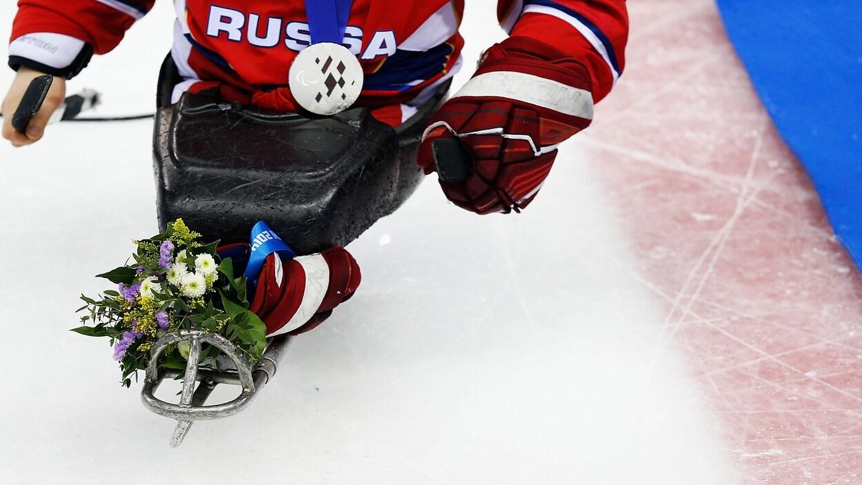 La Russie aux Jeux paralympiques