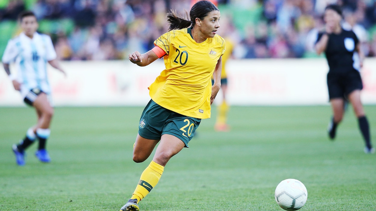 Samantha Kerr (no 20)