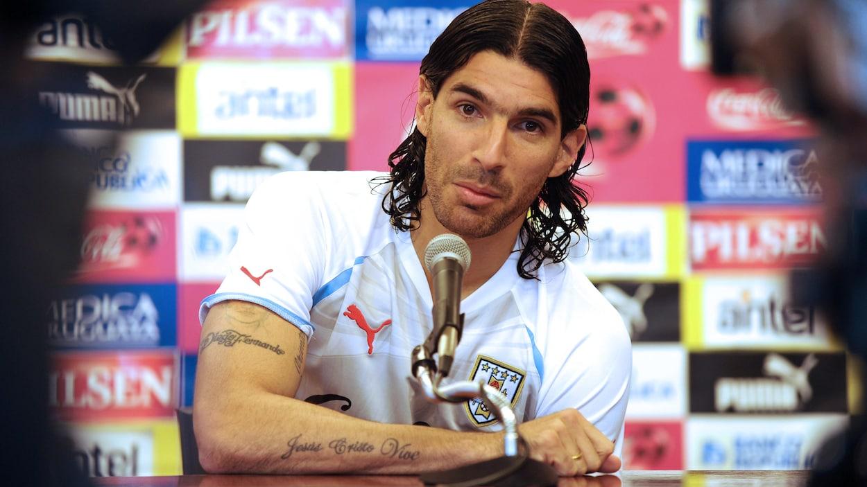 Sebastian Abreu entre dans le Guinness Book — Uruguay