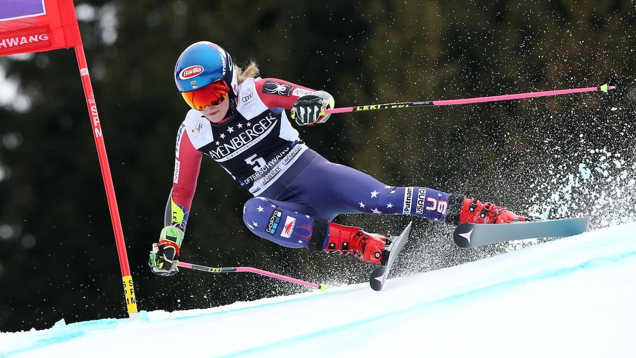 Mikaela shiffrin demeure championne de la coupe du monde - Classement coupe du monde de ski alpin ...