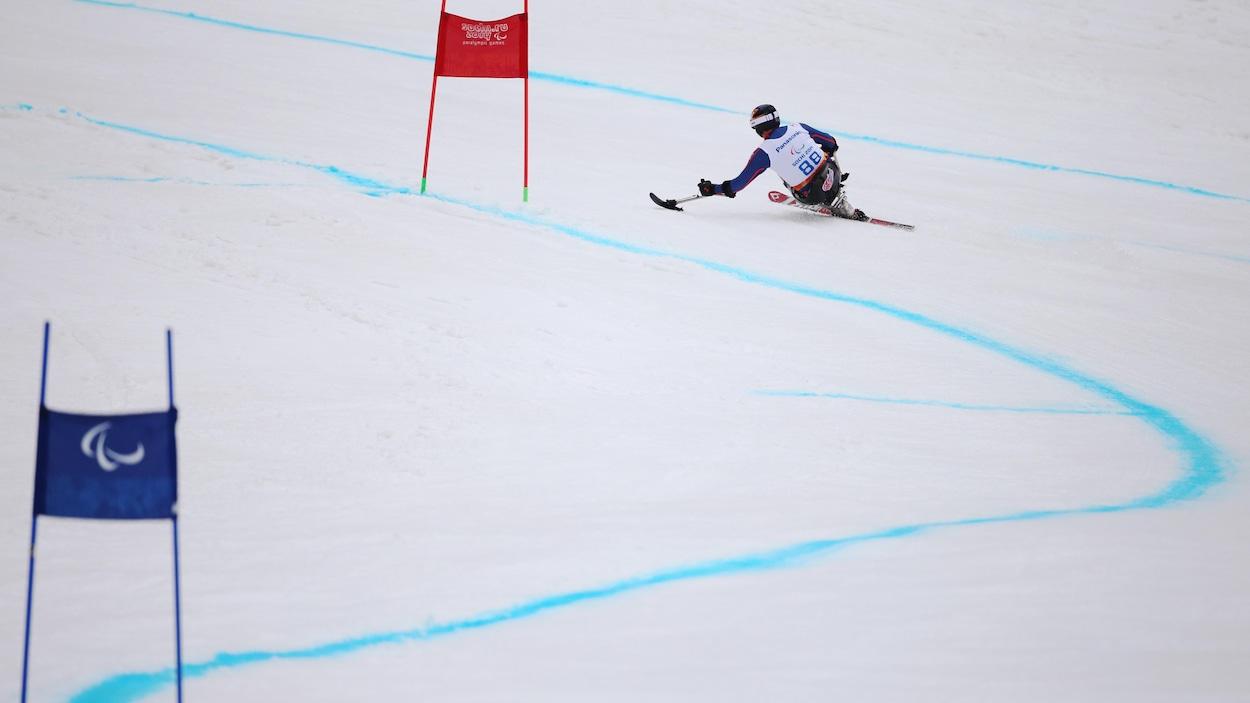 Ski para-alpin aux Jeux de Sotchi