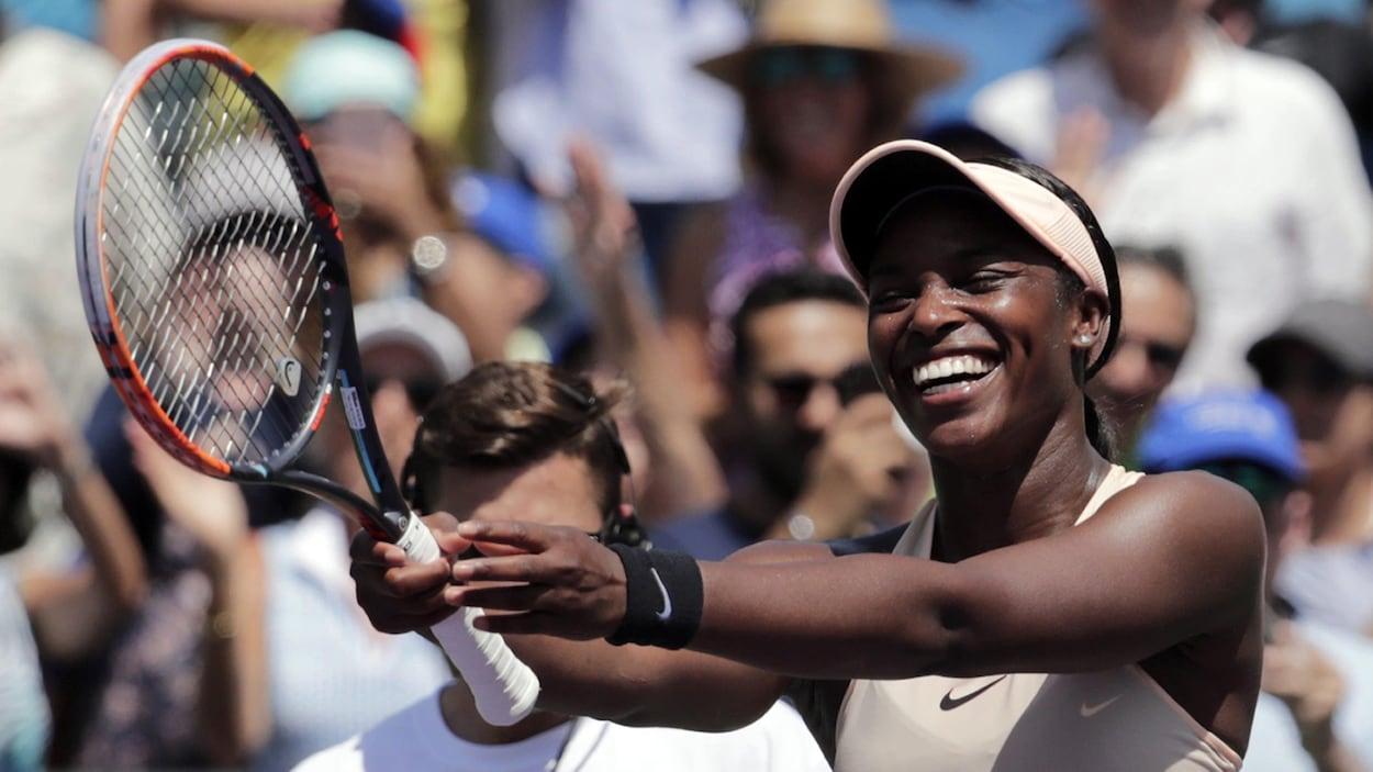 Stephens remporte le tournoi — WTA Miami