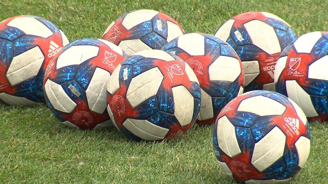 Ballons de soccer