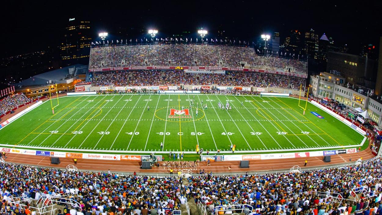 Des foules plus petites et des prix réduits pour les matchs des Alouettes en 2019